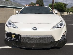 2013 Scion FR-S Base Carfax 1-Owner - No AccidentsDamage Reported  Whiteout  We are not respo