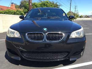 2008 BMW 5 Series M5 Carfax Report - No AccidentsDamage Reported  Jet Black See ourentire inv