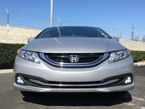 2015 Honda Civic Hybrid Hybrid Carfax 1-Owner  Alabaster Silver Metallic  We are not responsib