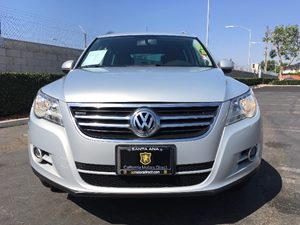 2011 Volkswagen Tiguan S Carfax Report  Reflex Silver Metallic  We are not responsible for typ