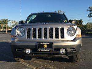 2016 Jeep Patriot Sport Carfax Report - No AccidentsDamage Reported  Billet Silver Metallic Cl