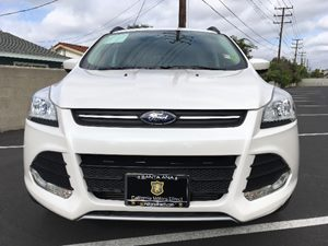 2014 Ford Escape SE Carfax 1-Owner Engine 20L Ecoboost White  We are not responsible for typ