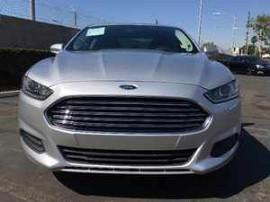 2013 Ford Fusion SE Carfax 1-Owner - No AccidentsDamage Reported  Ingot Silver  We are not re