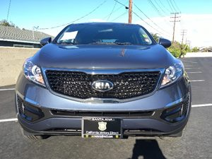 2016 Kia Sportage LX Carfax 1-Owner  Twilight Blue  We are not responsible for typographical e