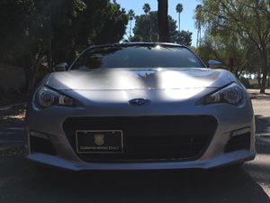 2016 Subaru BRZ Premium Carfax 1-Owner - No AccidentsDamage Reported  Ice Silver Metallic  We