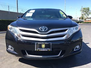 2014 Toyota Venza LE Carfax 1-Owner  Attitude Black  We are not responsible for typographical