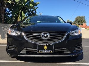 2015 Mazda Mazda6 i Touring Carfax 1-Owner  Jet Black Mica  We are not responsible for typogra
