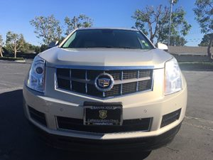 2011 Cadillac SRX Luxury Collection Carfax 1-Owner  BROWN  We are not responsible for typograp