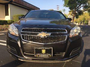 2013 Chevrolet Malibu Eco Carfax Report - No AccidentsDamage Reported  Black Granite Metallic