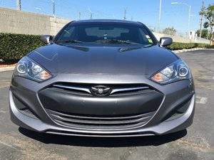 2013 Hyundai Genesis Coupe 20T Carfax 1-Owner - No AccidentsDamage Reported  Gray  We are no