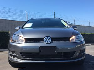 2015 Volkswagen Golf SportWagen TDI S Carfax Report - No AccidentsDamage Reported  Platinum Gr