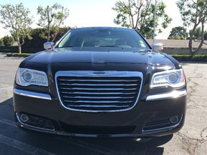 2011 Chrysler 300 C Carfax Report  Black  We are not responsible for typographical errors All