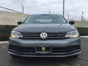2015 Volkswagen Jetta Sedan S Carfax 1-Owner  Platinum Gray Metallic  We are not responsible f