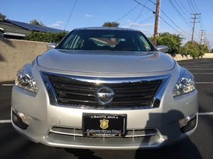 2015 Nissan Altima 25 S Carfax Report - No AccidentsDamage Reported  Brilliant Silver  We ar