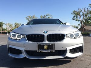 2014 BMW 4 Series 428i Carfax Report - No AccidentsDamage Reported  Silver  We are not respon