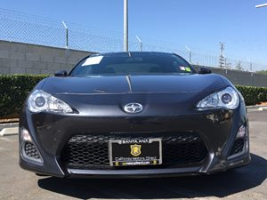 2015 Scion FR-S Base Carfax Report  Gray  We are not responsible for typographical errors All