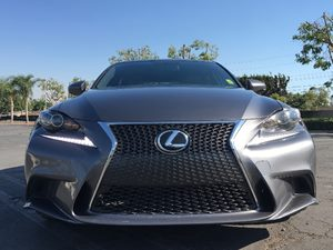2015 Lexus IS 250 Base Carfax 1-Owner - No AccidentsDamage Reported  Nebula Gray Pearl  We ar