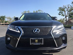 2015 Lexus RX 350 Base Carfax 1-Owner - No AccidentsDamage Reported  Stargazer Black  We are