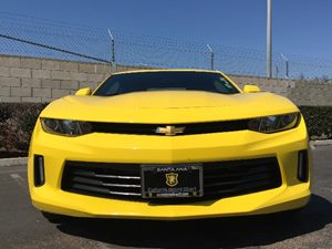 2016 Chevrolet Camaro LT Carfax 1-Owner - No AccidentsDamage Reported Engine 36L V6 Di Vvt