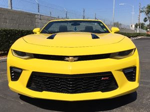 2017 Chevrolet Camaro SS Carfax 1-Owner - No AccidentsDamage Reported Transmission 8-Speed Auto