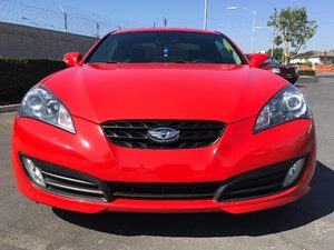 2012 Hyundai Genesis Coupe 38 Grand Touring Carfax Report  Met Red  We are not responsible f