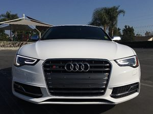 2014 Audi S5 30T quattro Premium Carfax 1-Owner - No AccidentsDamage Reported Air Conditioning