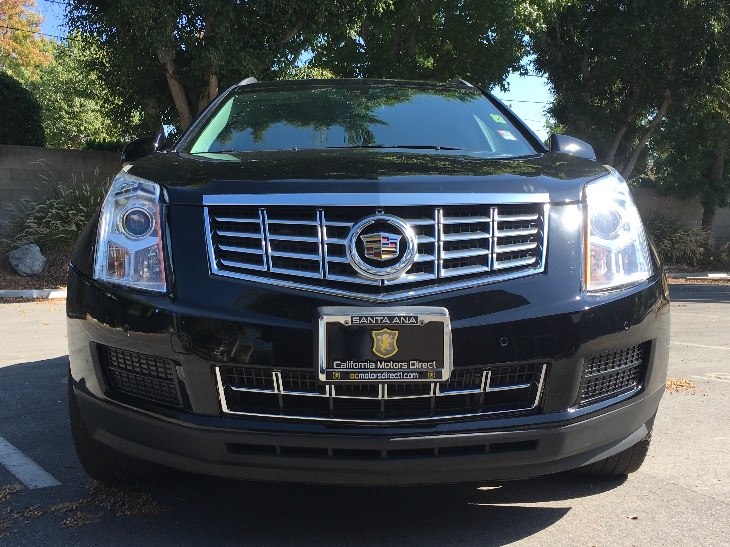 2014 Cadillac SRX Luxury Collection  Black Ice Metallic See ourentire inventory at wwwOCMOTORS