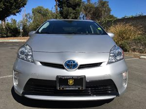 2014 Toyota Prius Four Carfax 1-Owner  Classic Silver Metallic  We are not responsible for typ