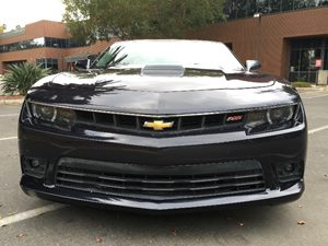 2014 Chevrolet Camaro SS Carfax 1-Owner Transmission 6-Speed Automatic Black  We are not resp