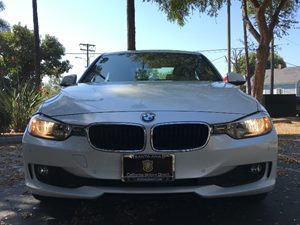 2014 BMW 3 Series 320i Carfax 1-Owner - No AccidentsDamage Reported  White  We are not respon