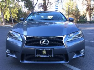 2014 Lexus GS 350 Base Carfax 1-Owner - No AccidentsDamage Reported  Nebula Gray Pearl  We ar