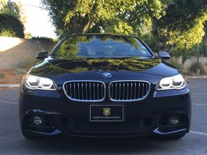 2014 BMW 5 Series 535i Carfax 1-Owner  Black  We are not responsible for typographical errors
