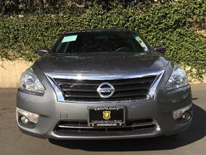 2015 Nissan Altima 25 SV Carfax 1-Owner  Gray  We are not responsible for typographical error