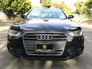2014 Audi A4 20T Premium Carfax Report  Black  We are not responsible for typographical error