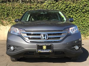 2014 Honda CR-V EX Carfax 1-Owner  Gray  We are not responsible for typographical errors All
