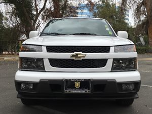 2011 Chevrolet Colorado LT Carfax 1-Owner - No AccidentsDamage Reported  Summit White  We are