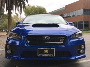 2016 Subaru WRX STI STI Limited Carfax Report - No AccidentsDamage Reported  Blue  We are not