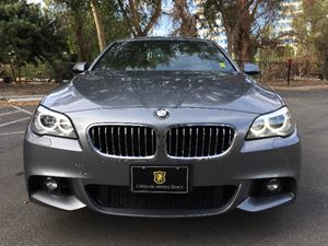 2014 BMW 5 Series 528i Carfax Report - No AccidentsDamage Reported  Gray  We are not responsi
