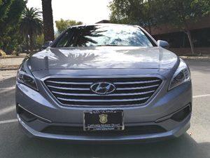 2016 Hyundai Sonata SE Carfax 1-Owner  Shale Gray Metallic  We are not responsible for typogra