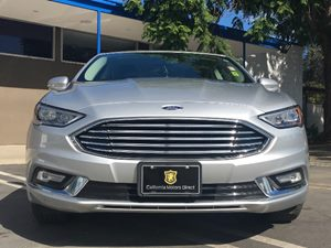 2017 Ford Fusion Titanium Carfax Report  Ingot Silver  We are not responsible for typographica