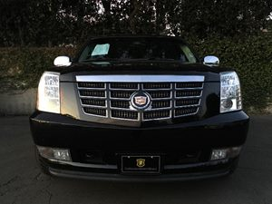 2011 Cadillac Escalade ESV Premium Carfax Report - No AccidentsDamage Reported  Black  We are