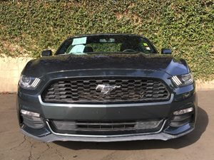 2015 Ford Mustang V6 Carfax 1-Owner - No AccidentsDamage Reported  Green  We are not responsi