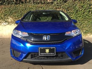 2016 Honda Fit LX Carfax 1-Owner - No AccidentsDamage Reported  Aegean Blue Metallic  We are