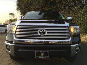 2016 Toyota Tundra 2WD Truck Limited Carfax 1-Owner - No AccidentsDamage Reported  Midnight Bl