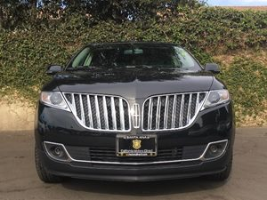2014 Lincoln MKX Base Carfax 1-Owner  Tuxedo Black Metallic  We are not responsible for typogr