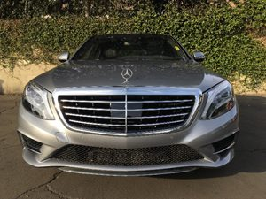 2014 MERCEDES S 550 S 550 Carfax 1-Owner - No AccidentsDamage Reported  Silver  We are not re