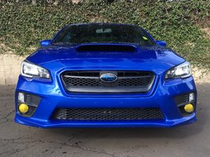 2016 Subaru WRX Limited Carfax Report - No AccidentsDamage Reported  Blue  We are not respons