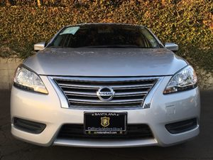 2014 Nissan Sentra S Carfax Report - No AccidentsDamage Reported  Brilliant Silver  We are no