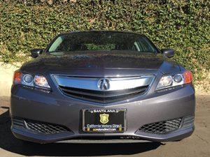 2015 Acura ILX 20L Carfax 1-Owner - No AccidentsDamage Reported  Gray  We are not responsibl