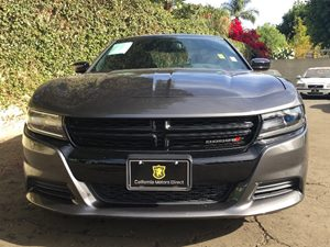 2017 Dodge Charger SE Carfax 1-Owner - No AccidentsDamage Reported  Destroyer Gray Clearcoat